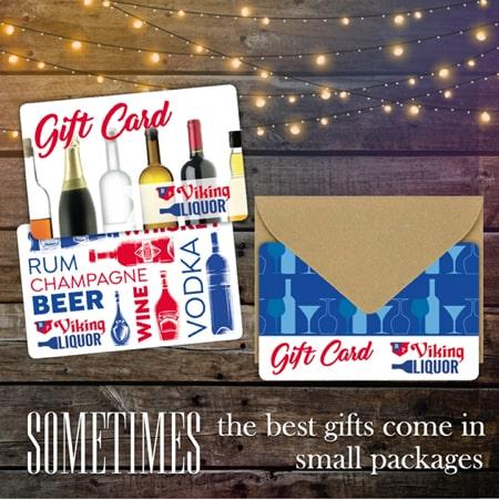 Viking Liquor Gift Cards