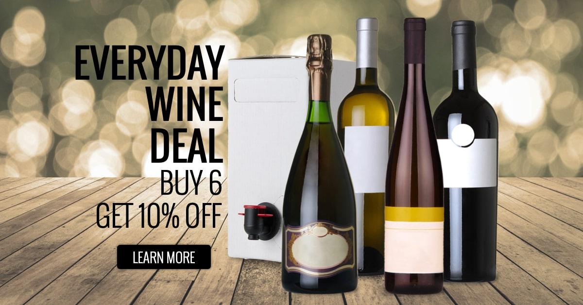 Everyday Wine Deal